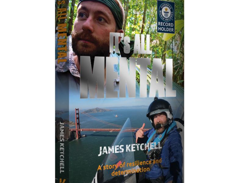 James Ketchell new book